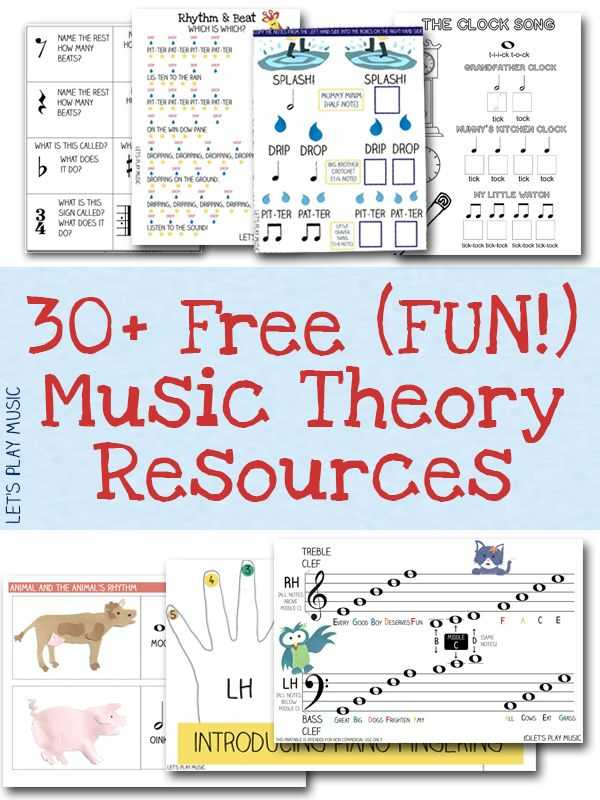 Music theory Worksheets with 362 Best Music Teaching Ideas Images On Pinterest