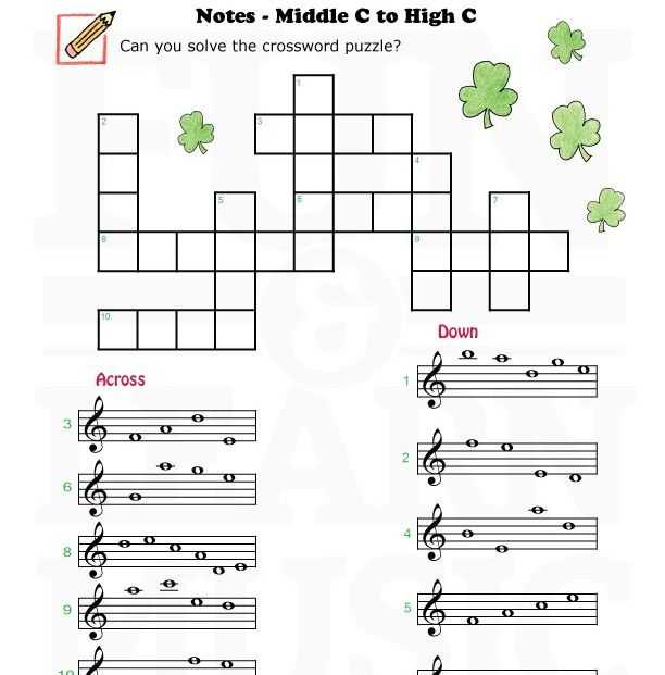 Music Worksheets for Middle School and 93 Best Classroom Worksheets Images On Pinterest