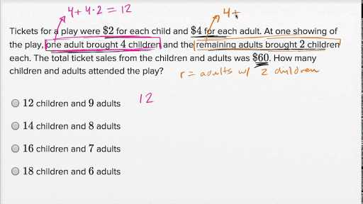 Net Ionic Equations Advanced Chem Worksheet 10 4 Answers Along with Systems Of Linear Equations Word Problems — Harder Example Video