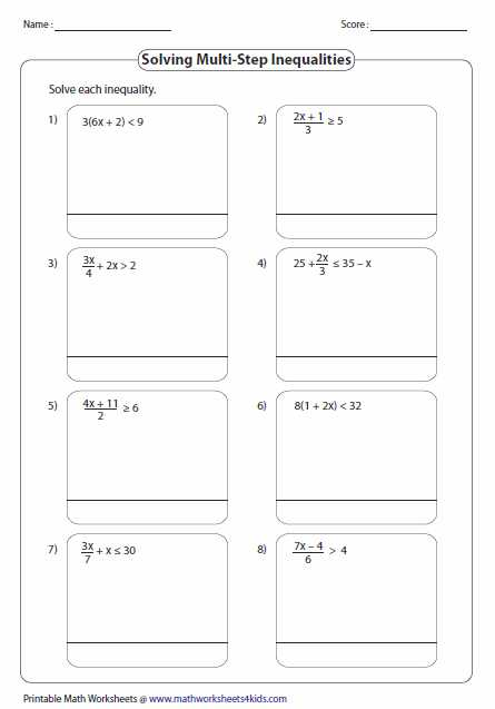 One Step Equations with Fractions Worksheet with Awesome Two Step Equations Worksheet Fresh Collections