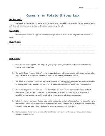 Osmosis and tonicity Worksheet or Worksheets 49 Beautiful Cell Membrane Coloring Worksheet Answers
