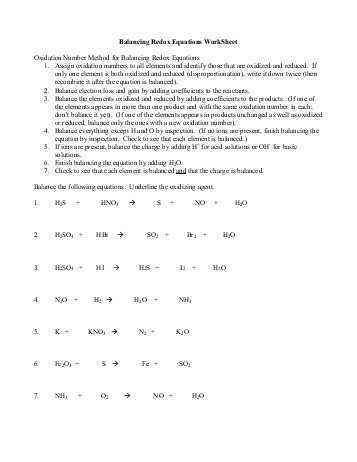 Oxidation Reduction Reactions Worksheet together with the Redox Regents Review Worksheet