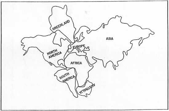Pangea Worksheet Answers as Well as Pangea Coloring Page Gainwebfo