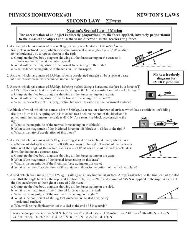 Physics force Worksheets with Answers with Worksheets 49 Unique Projectile Motion Worksheet Full Hd Wallpaper