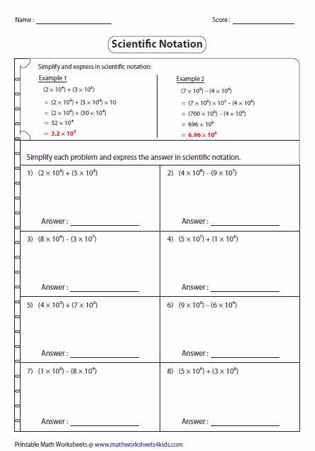 Polynomials Worksheet Pdf together with Simplify and Express In Scientific Notation
