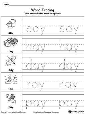 Preschool Tracing Worksheets with 14 Best Tracing Activities Images On Pinterest