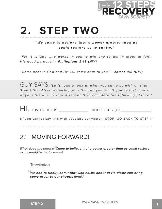 Printable Aa Step Worksheets Along with 1302 Best Addiction & Recovery Images On Pinterest