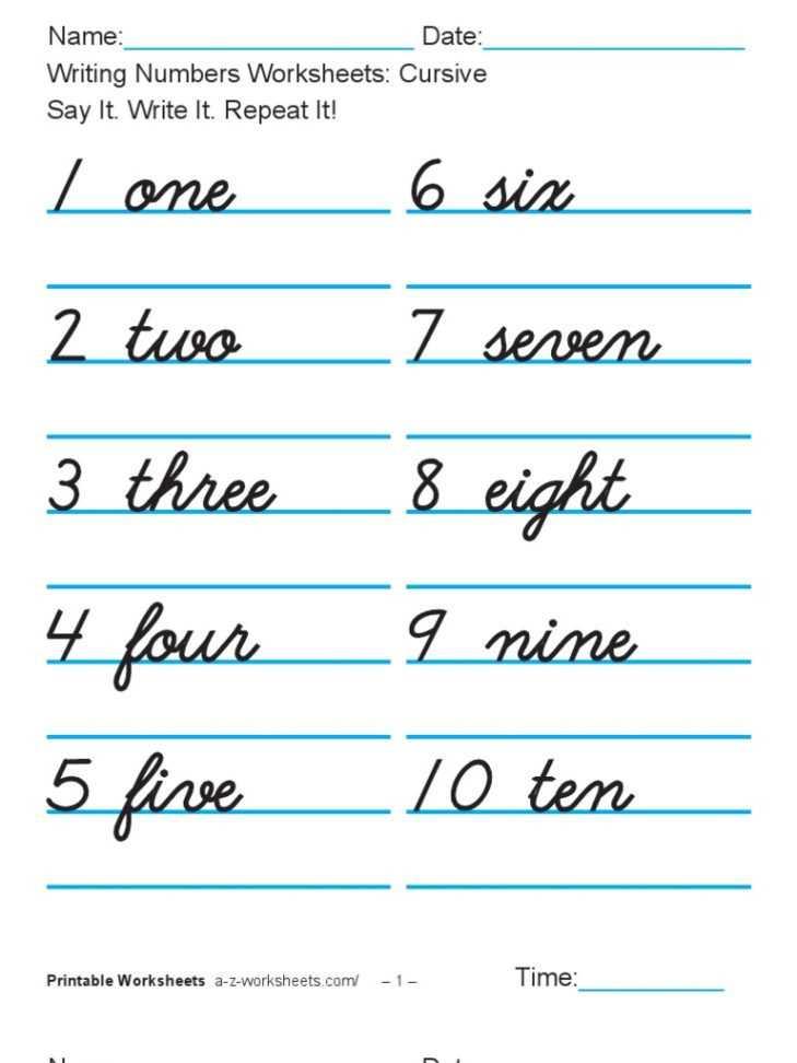 Printable Cursive Handwriting Worksheet Generator and Handwriting Worksheet Generator