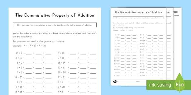 Properties Of Water Worksheet Along with Mutative Property Of Addition Worksheet Activity Sheet