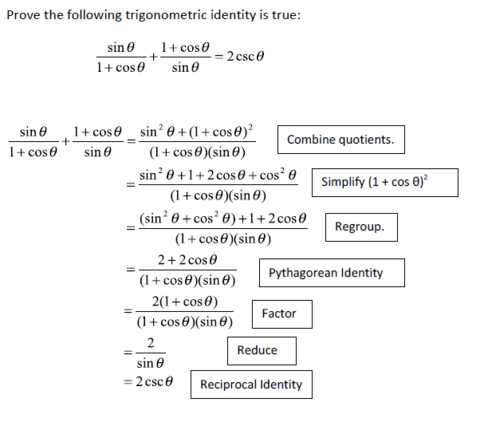 Proving Trig Identities Worksheet or the Breakfast Club the Free Encyclopedia Verify