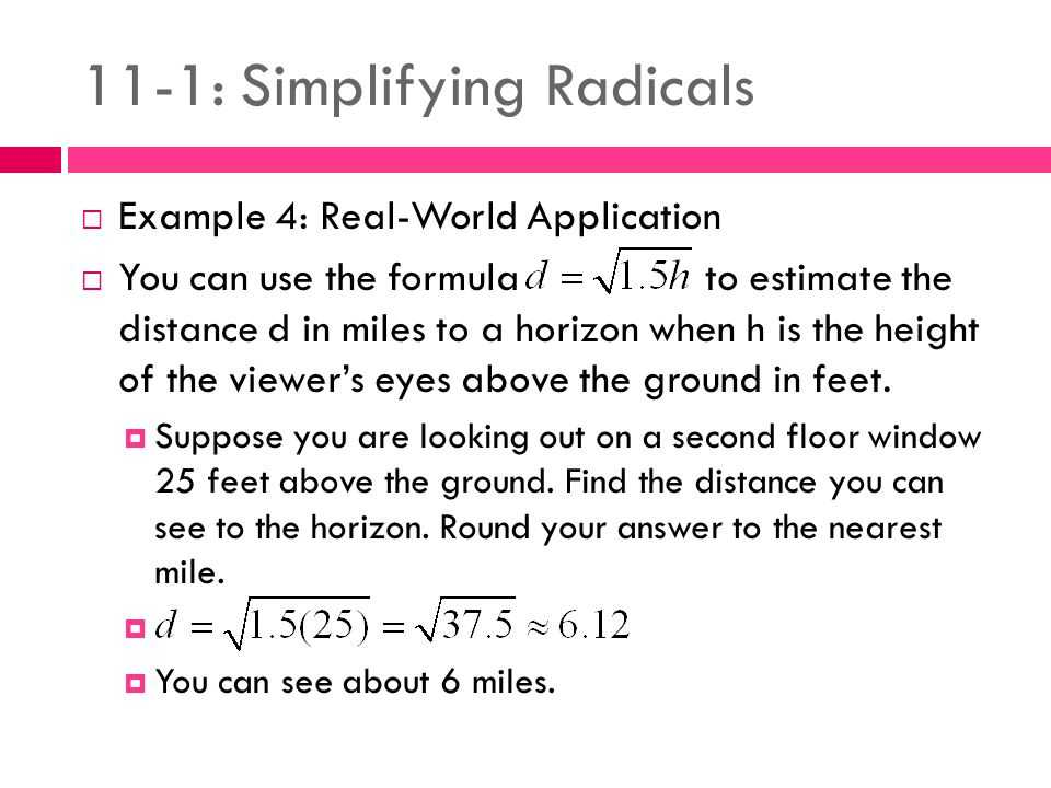 Rationalizing Denominators Worksheet Answers together with 11 1 Simplifying Radicals Ppt Video Online
