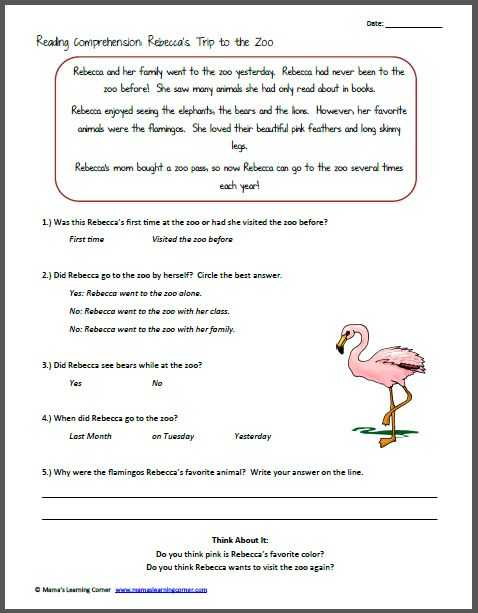 Reading and Writing Worksheets Also 41 Best Worksheets Images On Pinterest