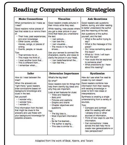 Reading Comprehension High School Worksheets Pdf as Well as 225 Best Content area Literacy Images On Pinterest