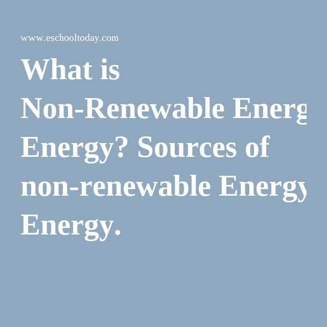 Renewable and Nonrenewable Energy Worksheets Along with What is Non Renewable Energy sources Of Non Renewable Energy