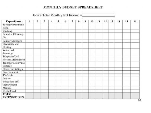 Schedule C Expenses Worksheet together with Schedule C Expenses Spreadsheet and Best S Monthly Bud