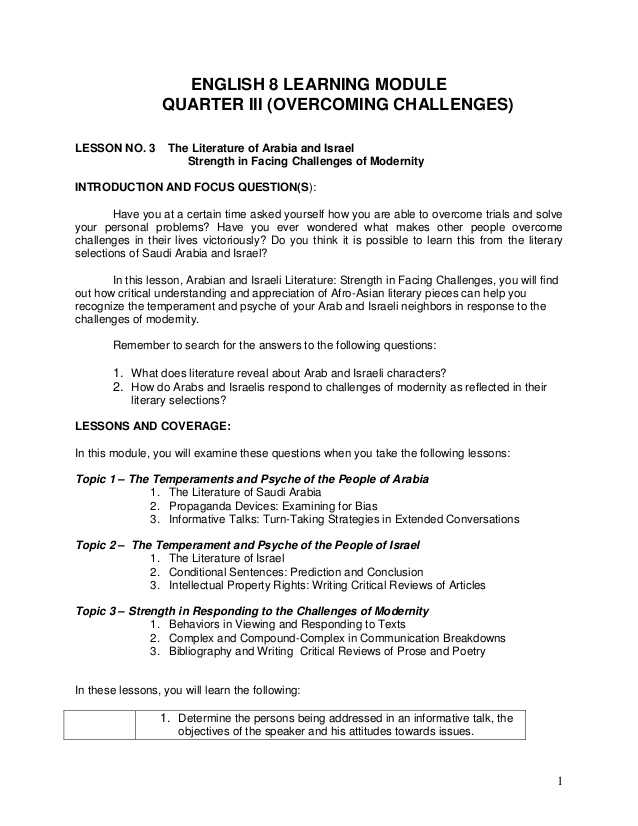 Science 8 States Of Matter Worksheet Also K to 12 English Grade 8 Lm Q3 L3