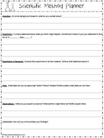 Scientific Method Worksheet High School and Beautiful Scientific Method Worksheet Awesome Hypothesis 358—463