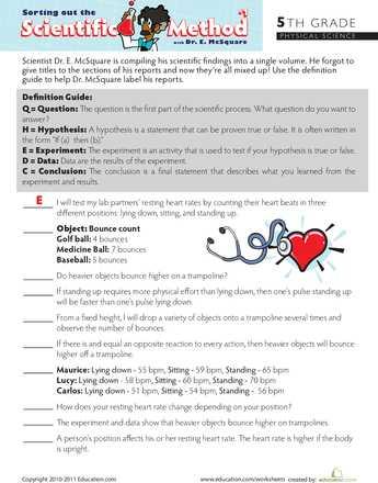 Scientific Method Worksheet High School with Worksheets 49 Fresh Scientific Method Worksheet Hd Wallpaper