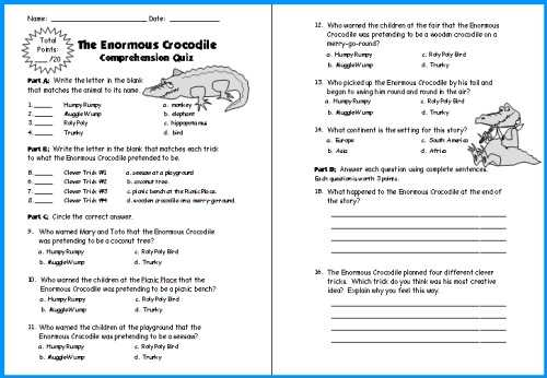 Second Grade Reading Comprehension Worksheets and Free 2nd Grade Reading Prehension Worksheets Multiple Choice