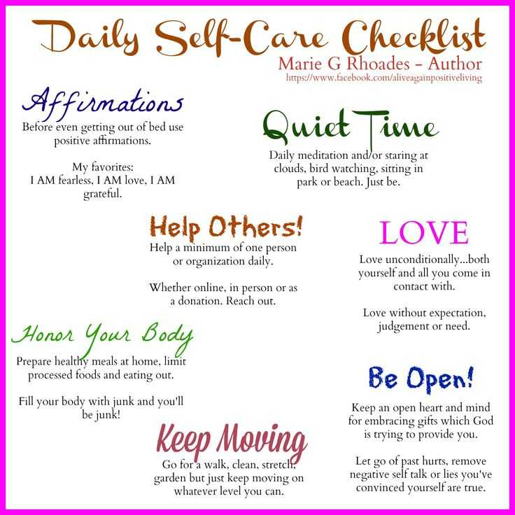 Self Care Worksheets for Adults and 445 Best Self Care Images On Pinterest
