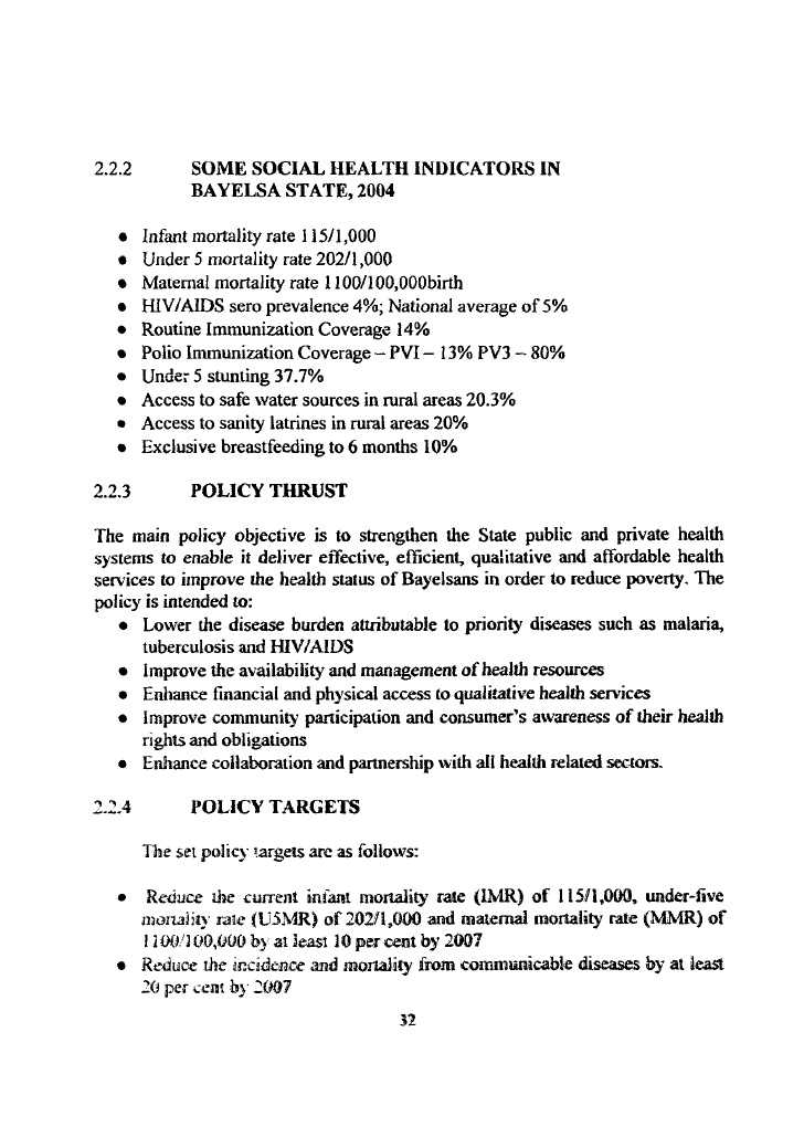 Sex Inventory Worksheet and Bayelsa State Seeds