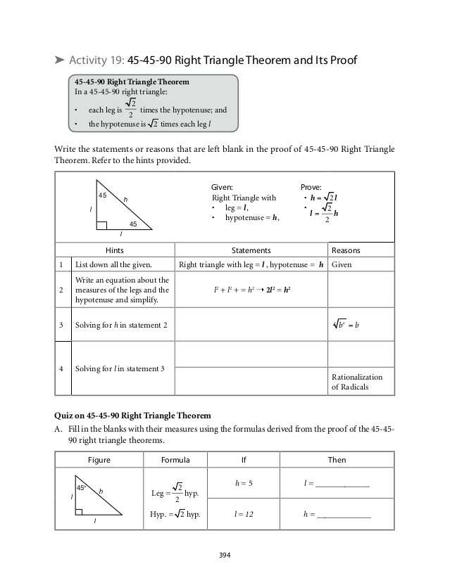 Sierpinski Triangle Worksheet Answers as Well as Grade 9 Mathematics Module 6 Similarity