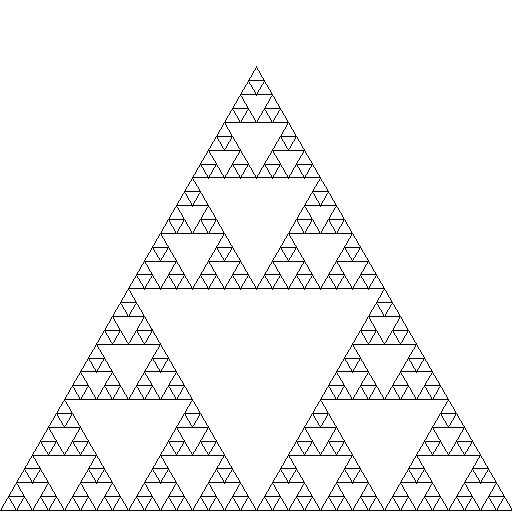 Sierpinski Triangle Worksheet together with 24 Best Genius Series Sierpinski Images On Pinterest