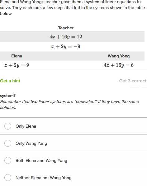 Solving Systems Of Linear Equations by Elimination Worksheet Answers with Systems Of Equations with Elimination and Manipulation Video