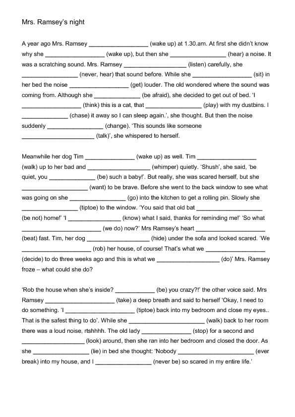 Spanish Worksheets Pdf and 196 Best Tenses Images On Pinterest