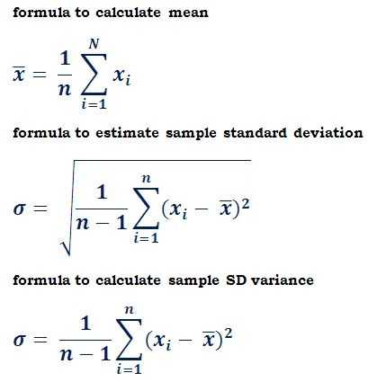 Standard Deviation Worksheet with Answers Pdf Along with Standard Deviation formula for Ungrouped Data Google Search