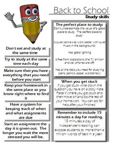Study Skills Worksheets Middle School as Well as 49 Best Homework Ideas & Study Skills Images On Pinterest