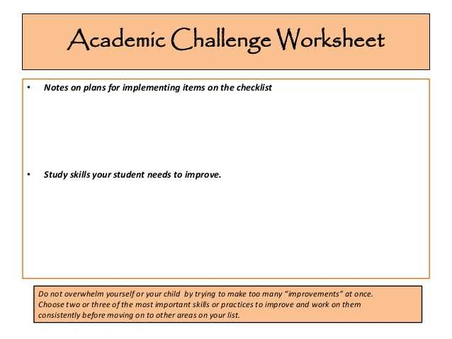 Study Skills Worksheets Middle School together with Parent Seminar Student Guide Part 2 the School Years Rev 1