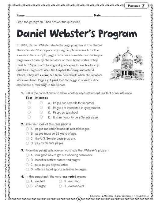 Super Teacher Worksheets Reading Comprehension Also Critical Thinking Questions for Reading Prehension