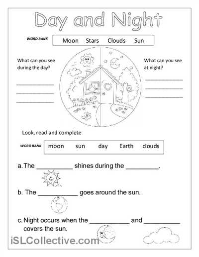 Teacher Made Worksheets Along with Day and Night Worksheet Free Esl Printable Worksheets Made by