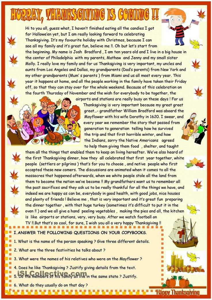 Thanksgiving Reading Comprehension Worksheets Along with 94 Best Reading Prehension Images On Pinterest