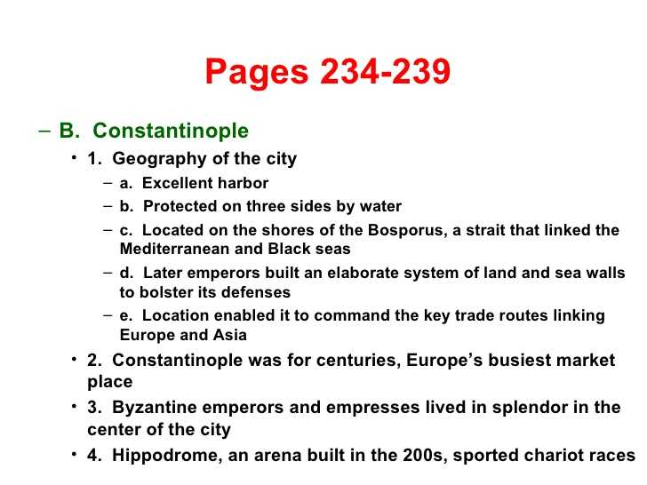 The byzantines Engineering An Empire Worksheet Answers as Well as Section 1 byzantine Empire World History 1