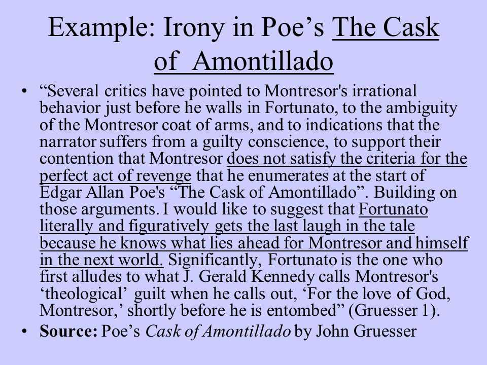 The Cask Of Amontillado Worksheet Also Writing Academic Paper We Accept Visa Ly today Lowest