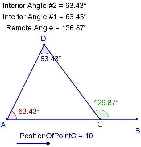 Triangle Interior Angle Worksheet Answers as Well as Exterior Angle theorem Worksheet Unique Exterior Angles Worksheets
