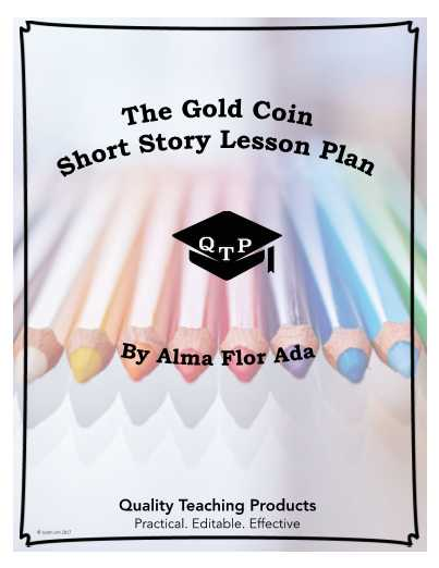 """Two Types Of Democracy Worksheet Answers and the Gold Coin"""" by Alma Flor Ada Worksheet and Answer Key Save"""