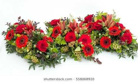 Types Of Floral Arrangements Worksheet or Funeral Flowers Stock S & Vectors