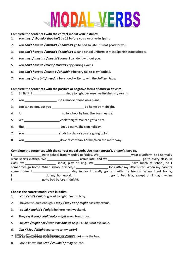 Verbs Worksheet Pdf as Well as 316 Best Modals Images On Pinterest