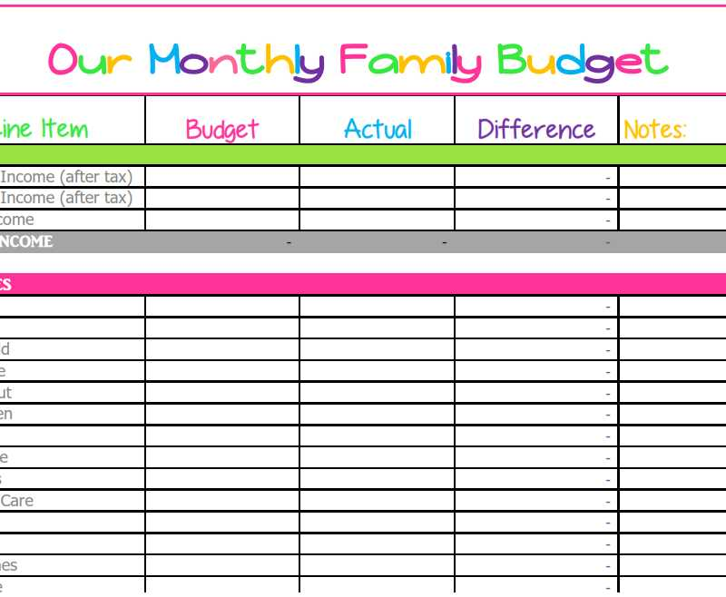 Weekly Budget Worksheet Along with Easy Monthly Bud Planner Fresh Monthly Household Bud Worksheet