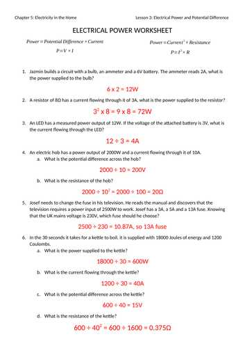 Work Power and Energy Worksheet with Mr Ansell S Resources Shop Teaching Resources Tes