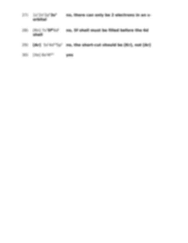 Writing Electron Configuration Worksheet Answer Key Also W311 Electron Configuration Worksheet Electron Configuration