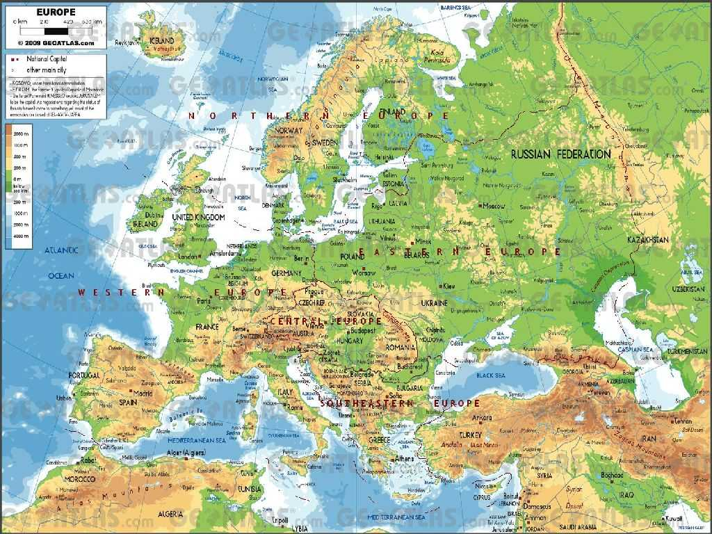 14th Century Middle Ages Europe Map Worksheet Along with Printable Map Of Physical Maps Of Eastern Europe Physical Fe