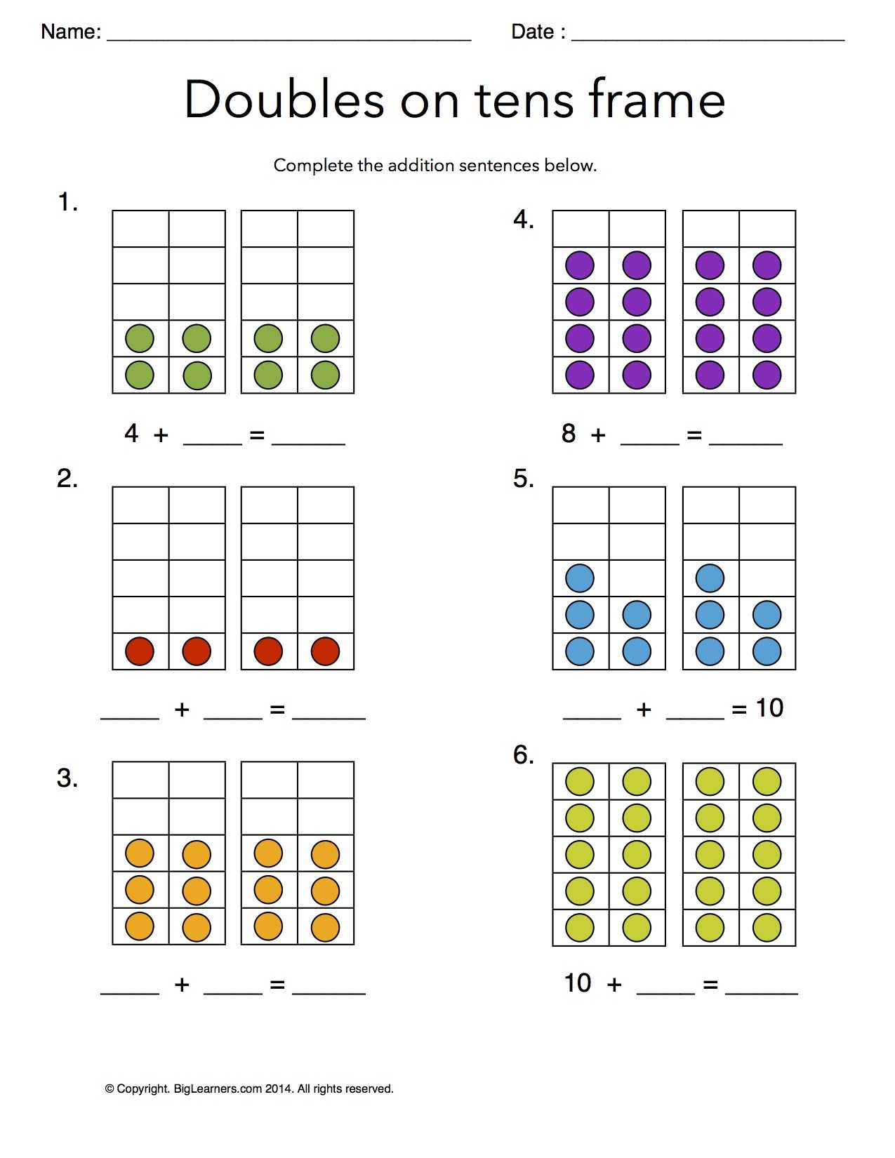 Addition and Subtraction Worksheets for Grade 1 and Grade 1 Free Mon Core Math Worksheets