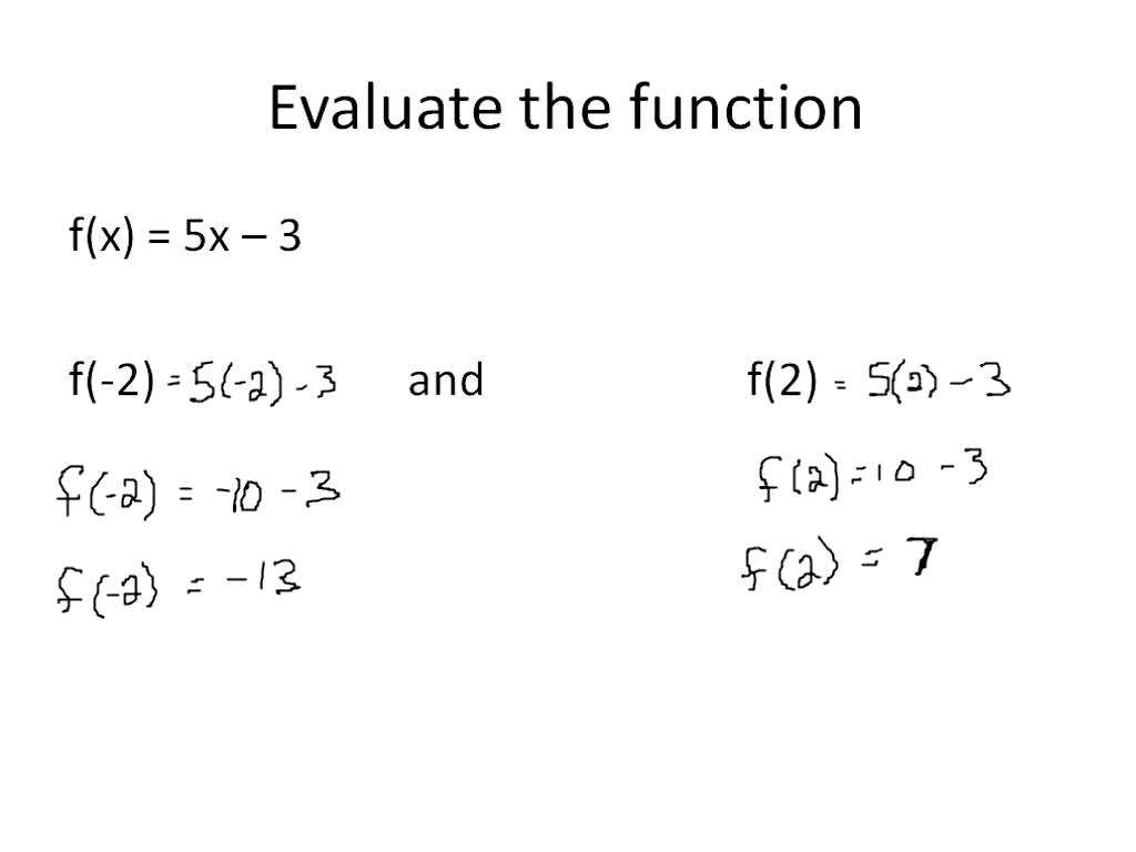 Arithmetic Sequences as Linear Functions Worksheet or Linear Equations In Function Notation Simplifying Math Y