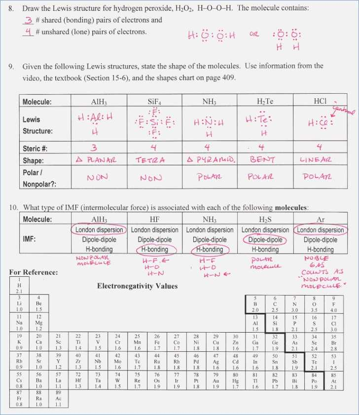Atomic Structure Review Worksheet Answer Key Also Fresh atomic Structure Worksheet Answers Luxury Basic atomic