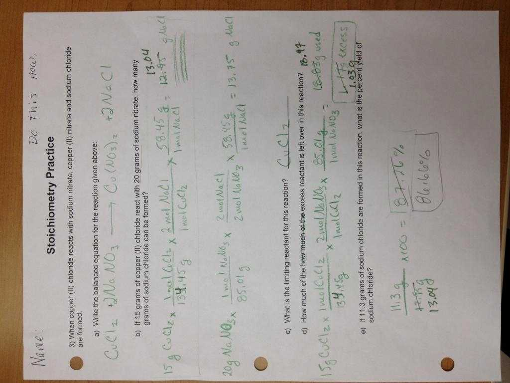 Balancing Chemical Equations Worksheet Answers Along with Phet Balancing Chemical Equations Worksheet Answers Gallery