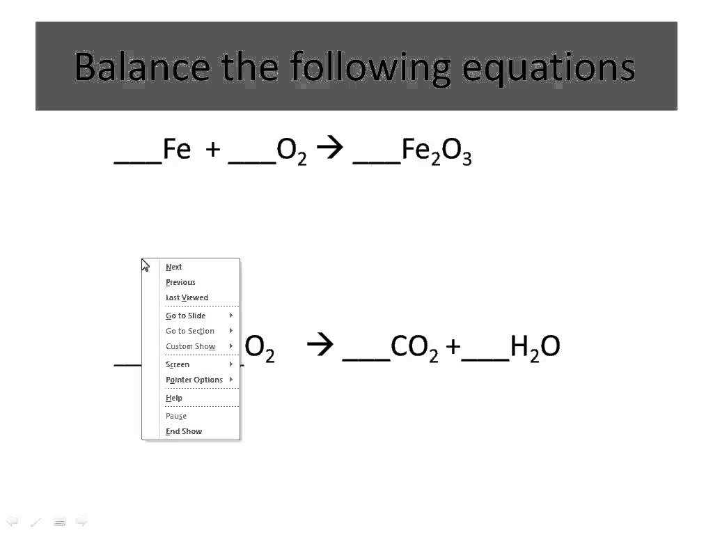 Balancing Chemical Equations Worksheet Answers Also atom Inventory